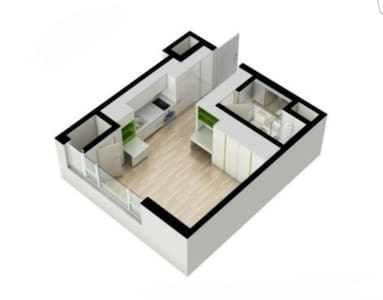 #천안터미널 3분/ Terminal/Department/Mart - Apartamento