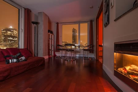 Panorama condo in Hilton, Old Port - Loft