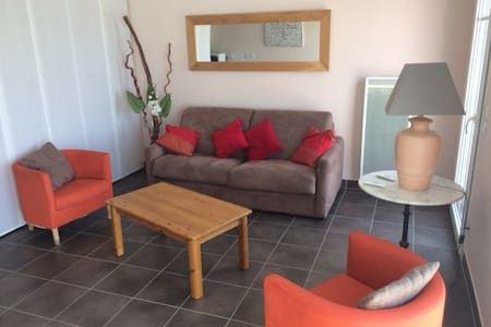 AGREABLE T2 SPACIEUX, WIFI, TERRASSE DE 10M² - Wohnung