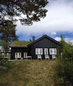 Hovden i Setesdal,  Norway - Hovden