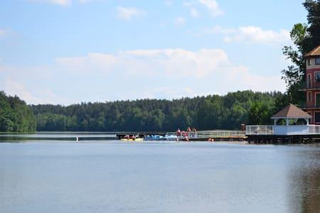 Independent house - Mazury lakes - Nowa Wies Ostródzka - 別荘