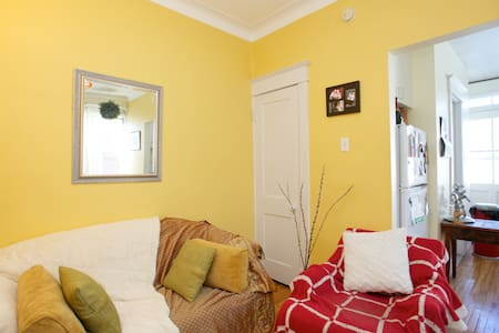 Nice room in a calm area !!! - Montreal - Apartment