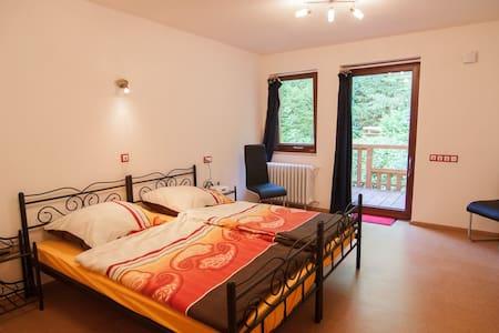 Haus Wildstein Gästezimmer D2.1 - Traben-Trarbach - Flat