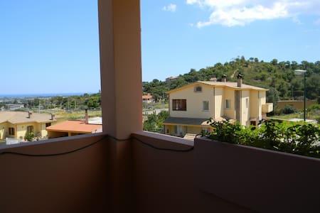 Charming B&B: Camera Verde - Capoterra