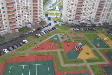 Сдам 1к.кв рядом с метро Бульвар Дмитрия Донского - Wohnung