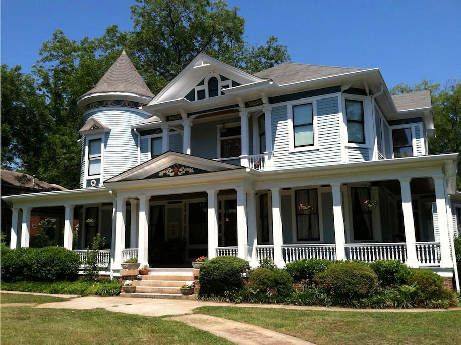 The Howard House Houses For Rent In Atlanta Mansion