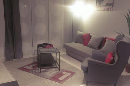Appartement equipé au centre de Mulhouse - Daire