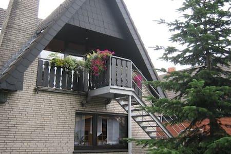 Der Urlaub im Emsland - Fresenburg - Appartement