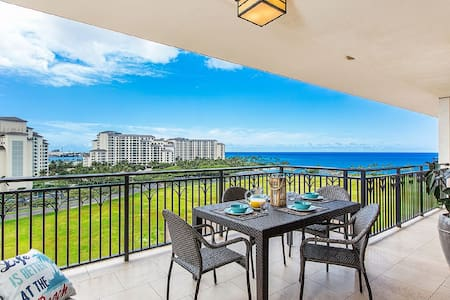 Ko Olina Beach Villas Resort 3Bed 3Bath Ocean View - Villa
