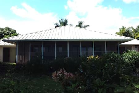 Botanical World Garden Home - Dom