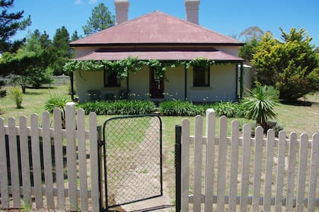 The Station Master's House  - Capertee