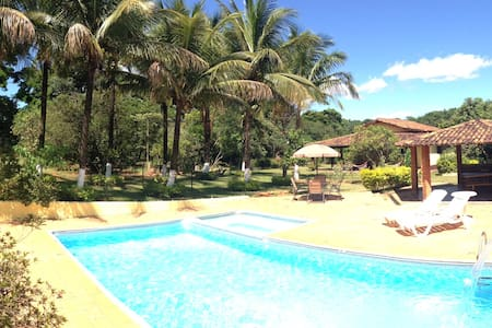 Property in Minas Gerais with pool! - Dom