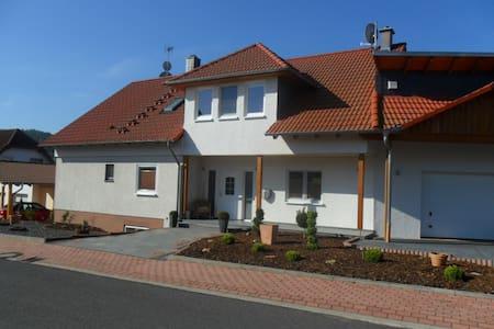 Zimmer Michael  bis 4 Personen/Monteure Anfragen - Breitenbach am Herzberg - Haus