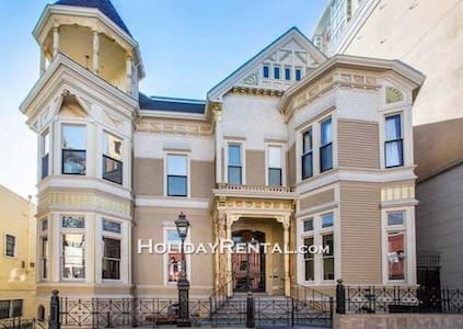 Room type: Entire home/apt Property type: House Accommodates: 16+ Bedrooms: 10 Bathrooms: 8+