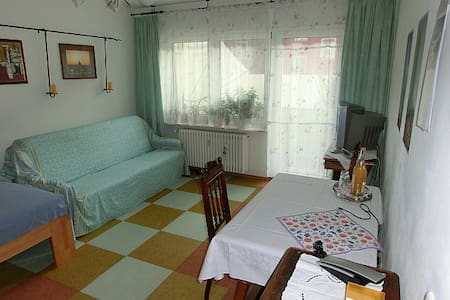 apartment 10min to  central station - Pis