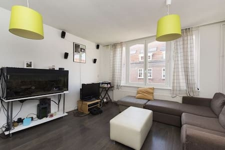 Spacious cozy 120m² APT in the West