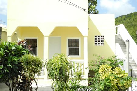Great Village View in Marigot Bay  - Apartment