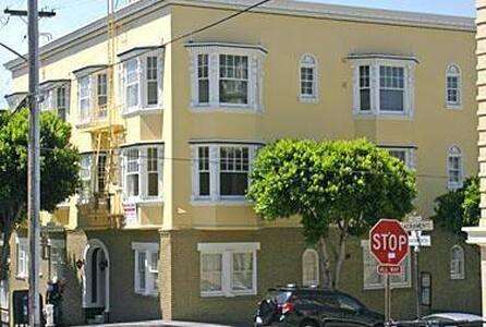 Charming Studio in San Francisco
