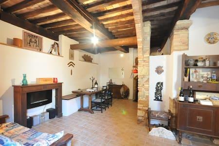 Romantico appartamento a Bibbona