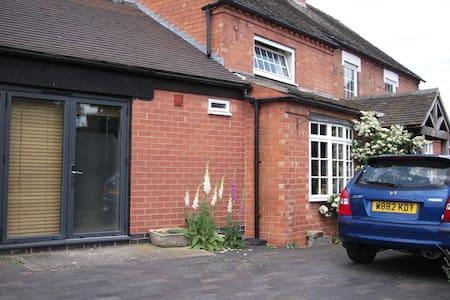 Annex Sleeps 2, Acorns GH, Derby - Willington