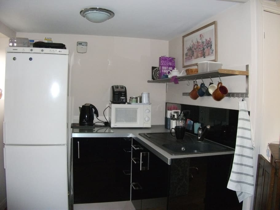 Annex Kitchenette area