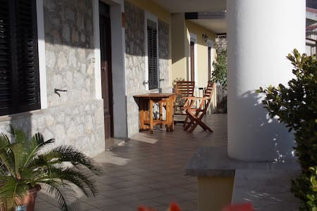 Appartamento in villa a Sapri Italy - Wohnung
