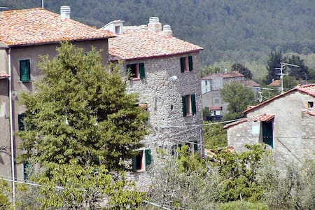 2 STOREY APARTMENT IN TUSCANY - Piloni