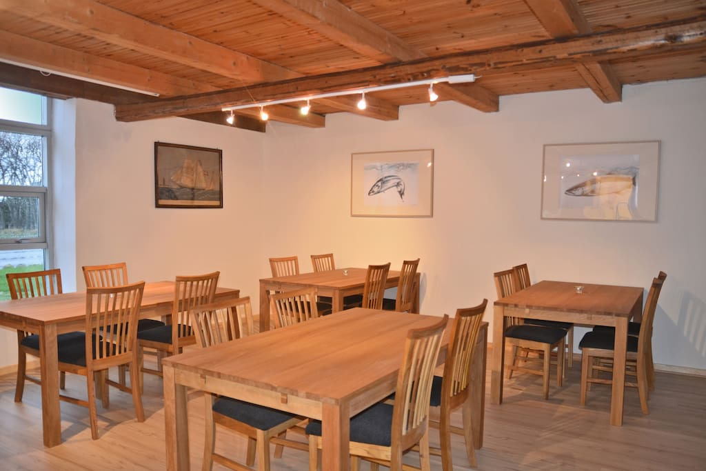 Restaurant area, enjoy our cuisine and stay in relax