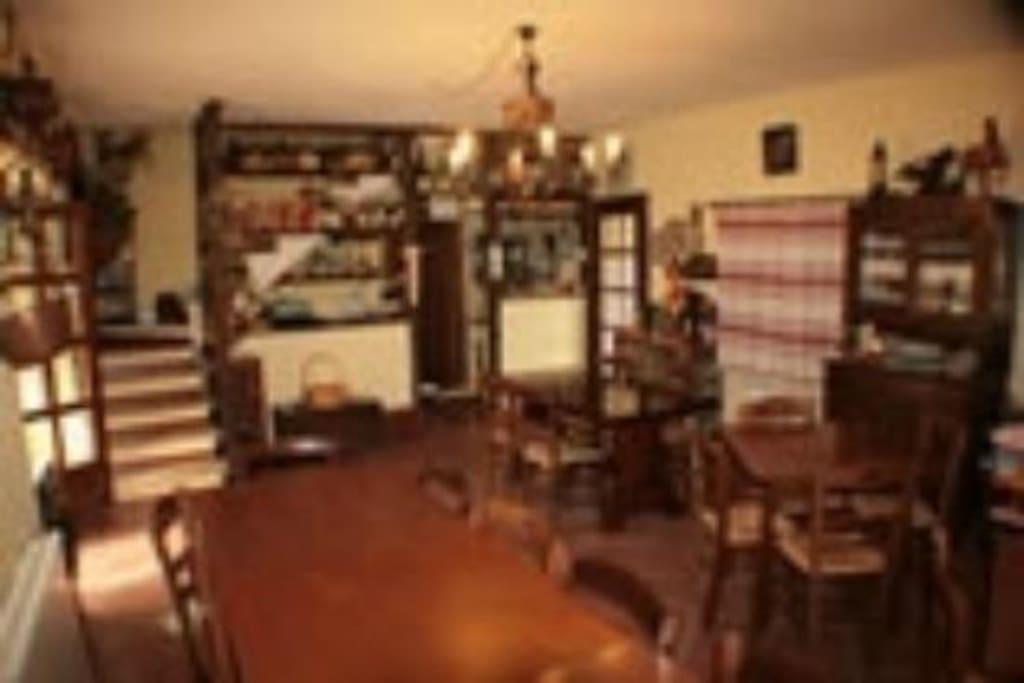 stanza interna