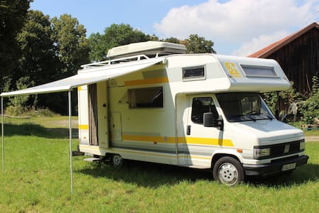 Woody the Feelgood-Motorhome - Fürstenfeldbruck - Asuntoauto