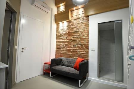 Romantic Mini Loft in Center -4* - Zagreb - Apartment