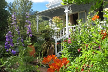 Quiet room in character villa - Lyttelton