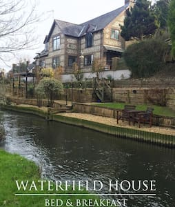 Waterfield House Dorchester - Bed & Breakfast