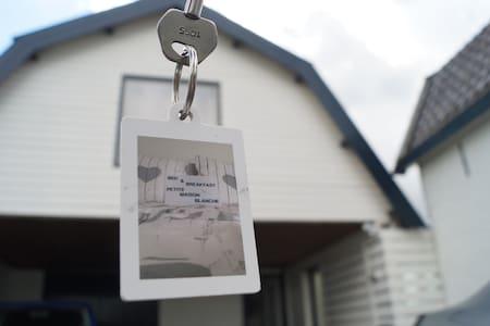 Sfeervol appartement dichtbij Werkendam/Sleeuwijk - Byt