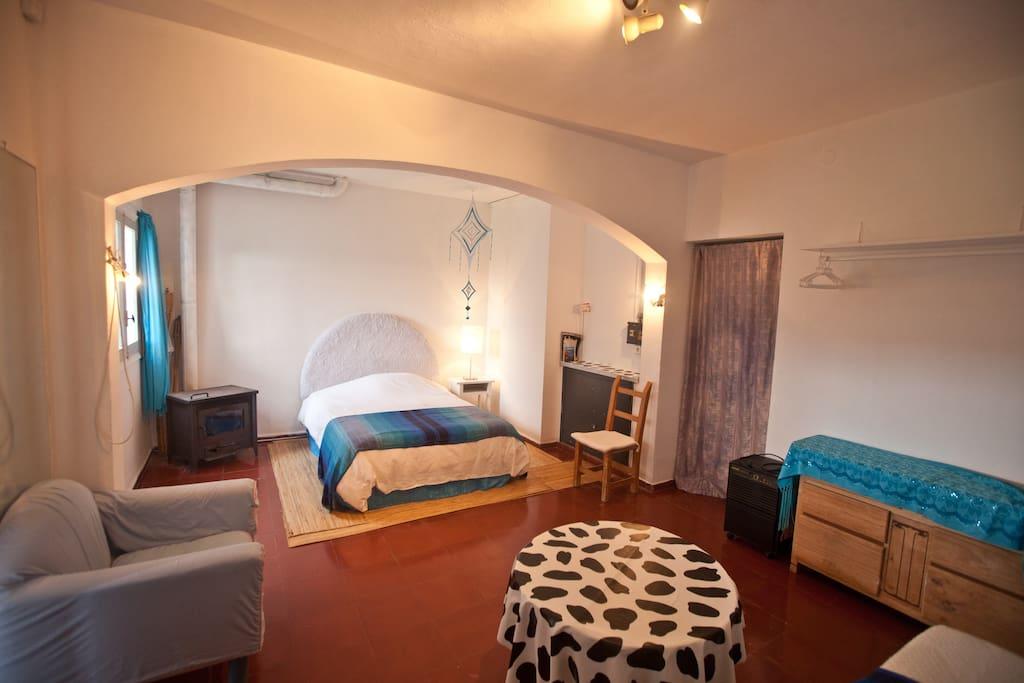 Chambre. Bedroom