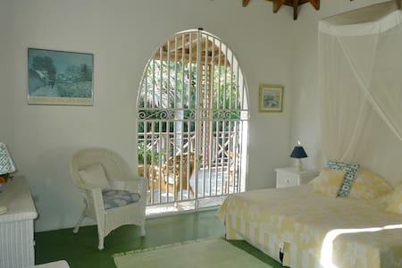 Beautiful Caribbean isle of Nevis - Bed & Breakfast