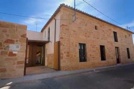 Los Moruchos  14 kms Salamanca - Aldearrubia - Hus