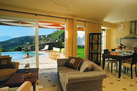 Elounda Gulf Villas - Aegean Villa - Villa