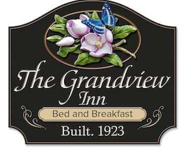 The Grandview Inn Bed and Breakfast Private Rooms - Pawhuska