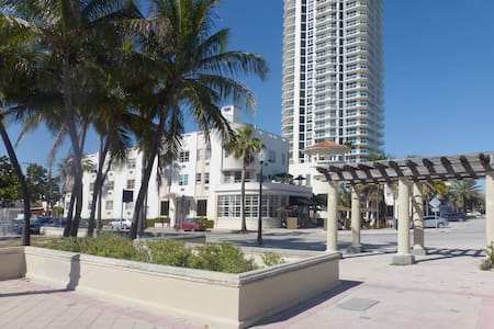 AMAZING BEACH VIEW @ PRIME LOCATION - Miami Beach - Apartment