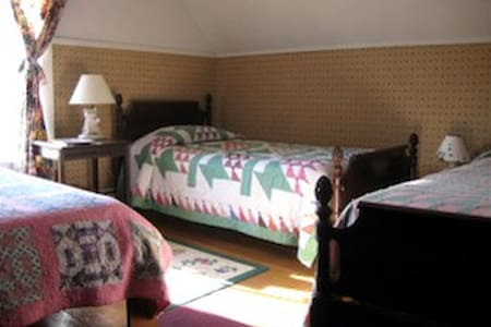 The Quilt Room @ The Gathering Inn - Huis