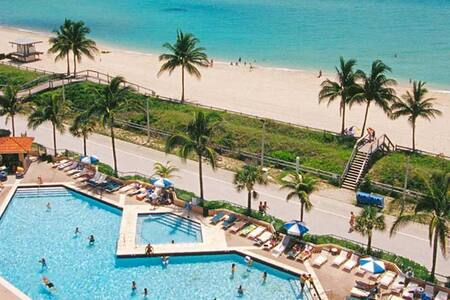 LAST DEAL!!! studio in Hollywood Beach Resort - Hollywood - Condominium