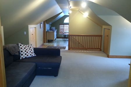 Nice Apartment in Central Whitefish - ホワイトフィッシュ(Whitefish)