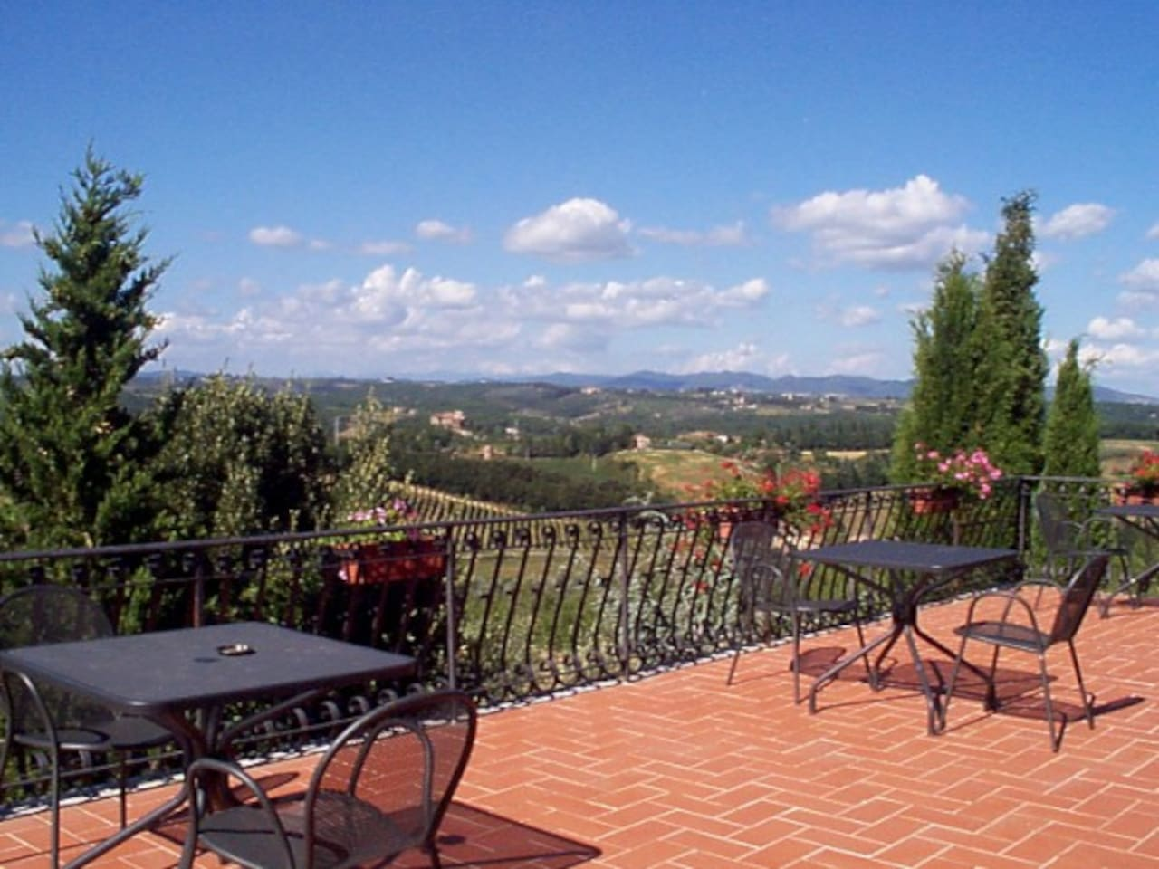Farmhouse Malafrasca - Siena