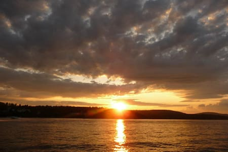 Unit 3 Lake Winnipesaukee Condo/ - Laconia - Cabin