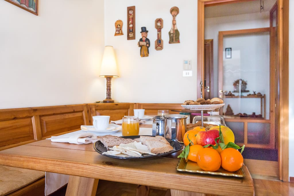 Bed and Breakfast  Barberi