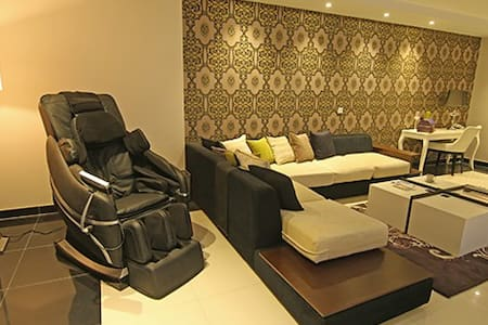 Al Ashrafia Smart Residence (3 bedrooms smart apt) - Ad Doqi - Apartment