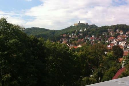 Belvedere an der Himmelsleiter - Eisenach - Lägenhet