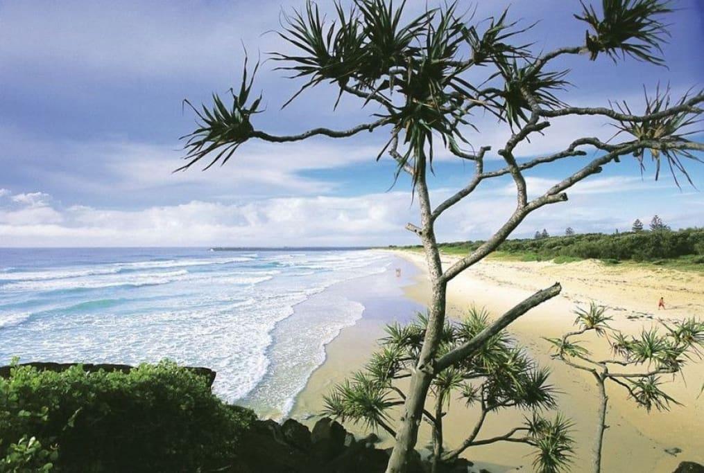 local beach - LIGHTHOUSE BEACH