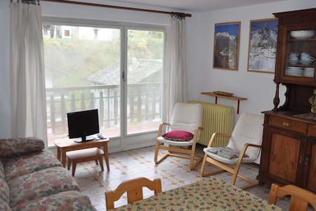 Lovely apartment in Valsesia - Campertogno - Wohnung